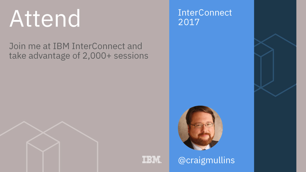 Time to Plan Your Trip to IBM InterConnect 2017 | Data and ...